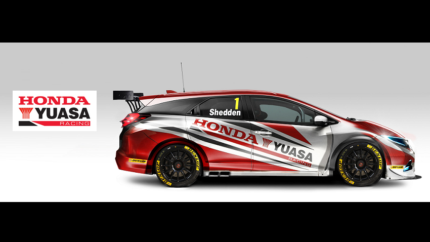 honda civic touring to race in btcc return of the racing. Black Bedroom Furniture Sets. Home Design Ideas