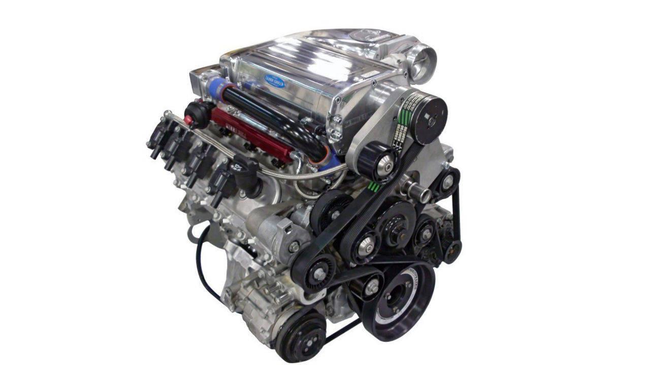Lingenfelter 900 Horsepower Crate Engine News