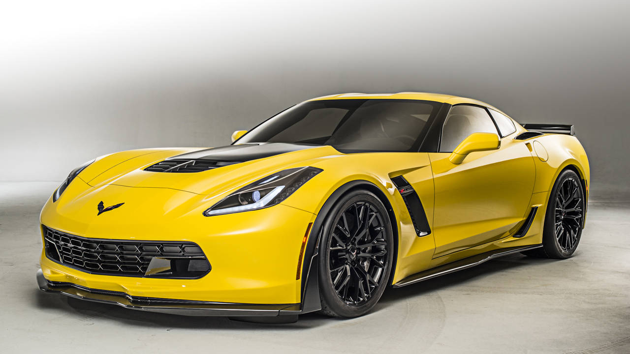 2015 Chevrolet Corvette Z06 First Looks