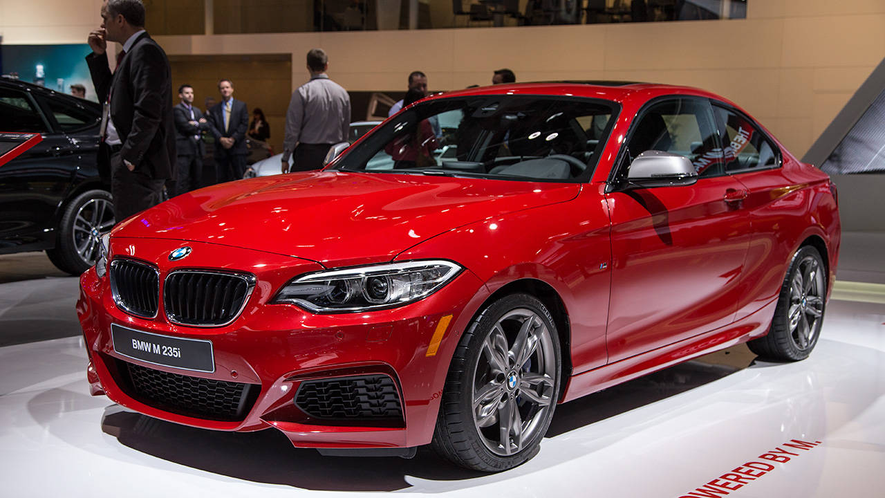 2015 Bmw M235i At Naias Photos