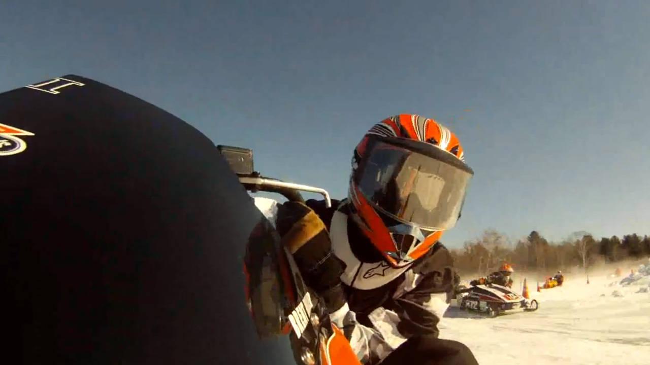 Vintage Snowmobile Videos 74