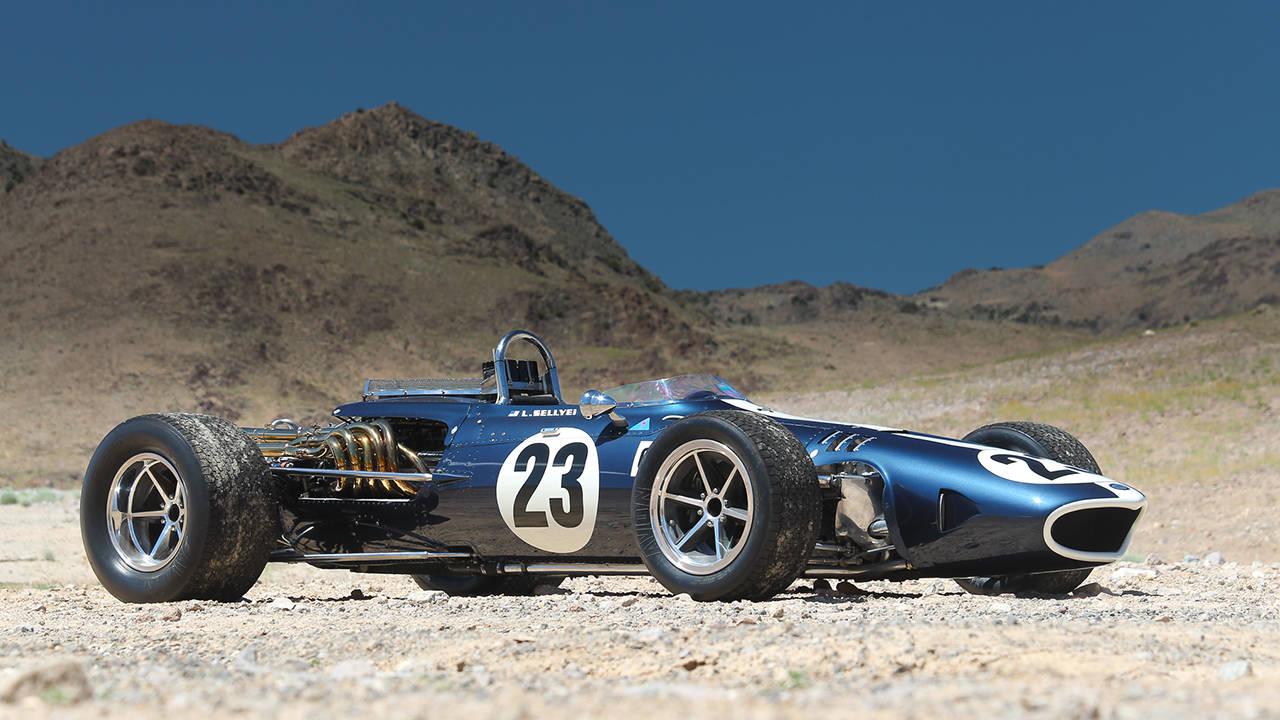Spotlight 1966 Eagle Weslake Mark 1 51 Coolest Cars
