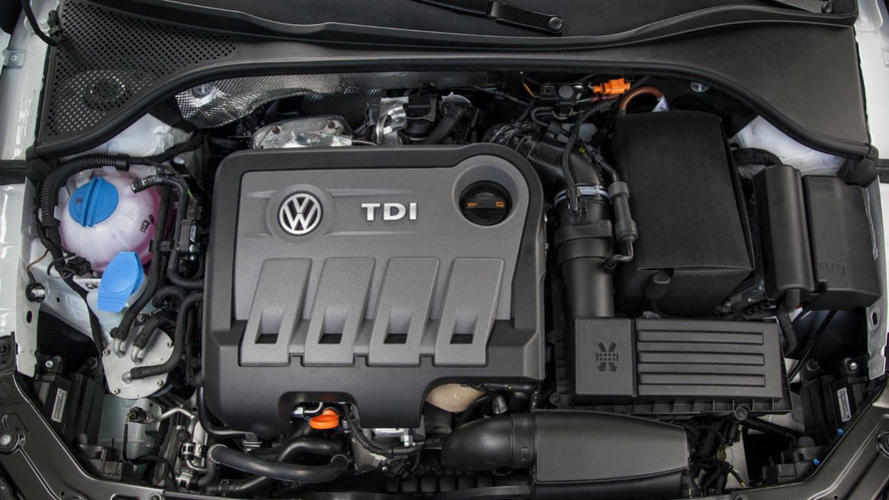 New Volkswagen TDI engine - News