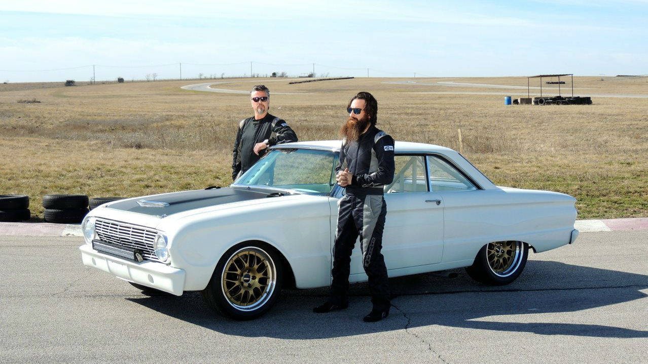 Fast N Loud S Ford Falcon Headed For Pikes Peak Pop Culture