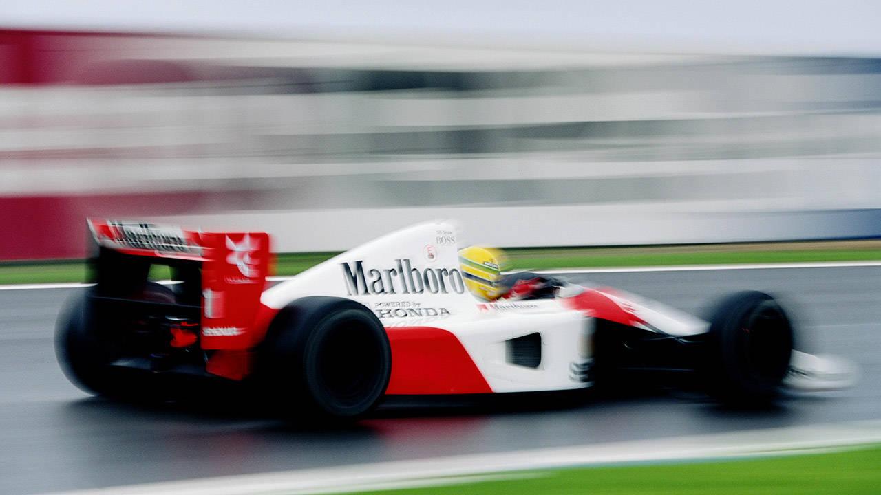 Ayrton Senna S 5 Greatest Laps Drivers