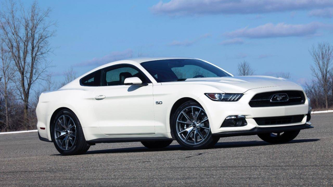 2015 ford mustang gt 50th anniversary photos. Cars Review. Best American Auto & Cars Review