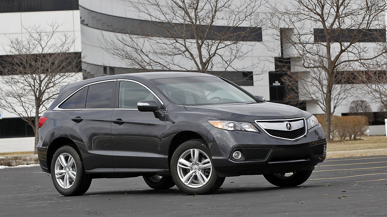 2014 acura rdx photos. Black Bedroom Furniture Sets. Home Design Ideas