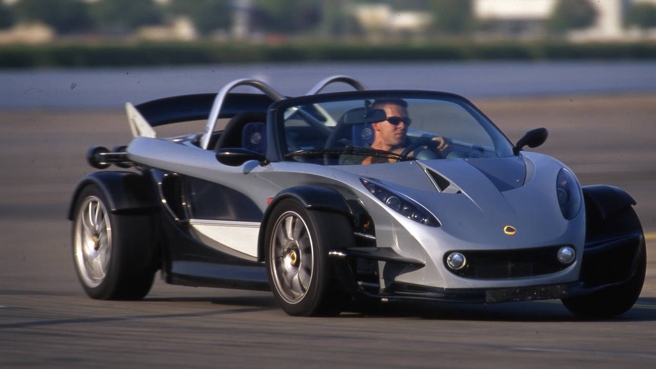 Flashback Review 2001 Lotus 340r