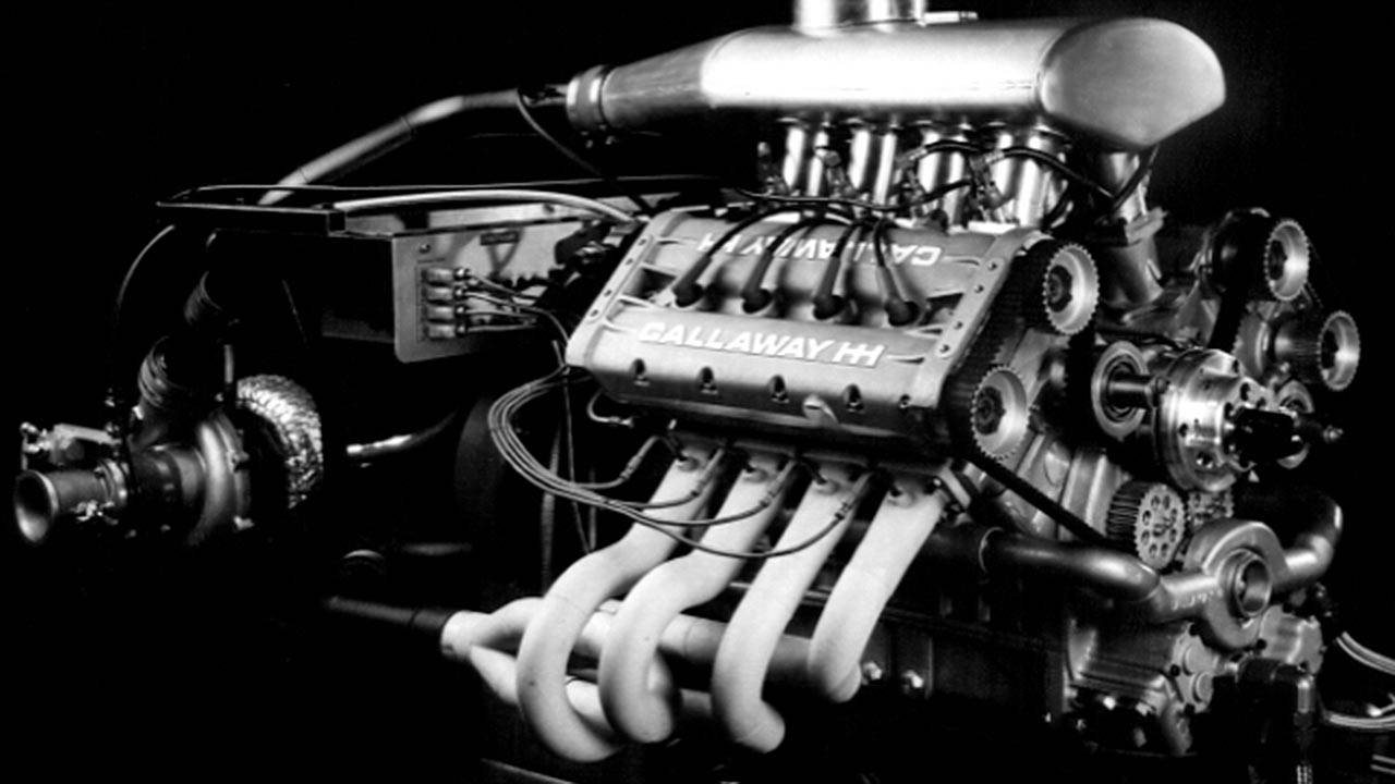 The Callaway Indy 500 Engine That Never Was Racing History