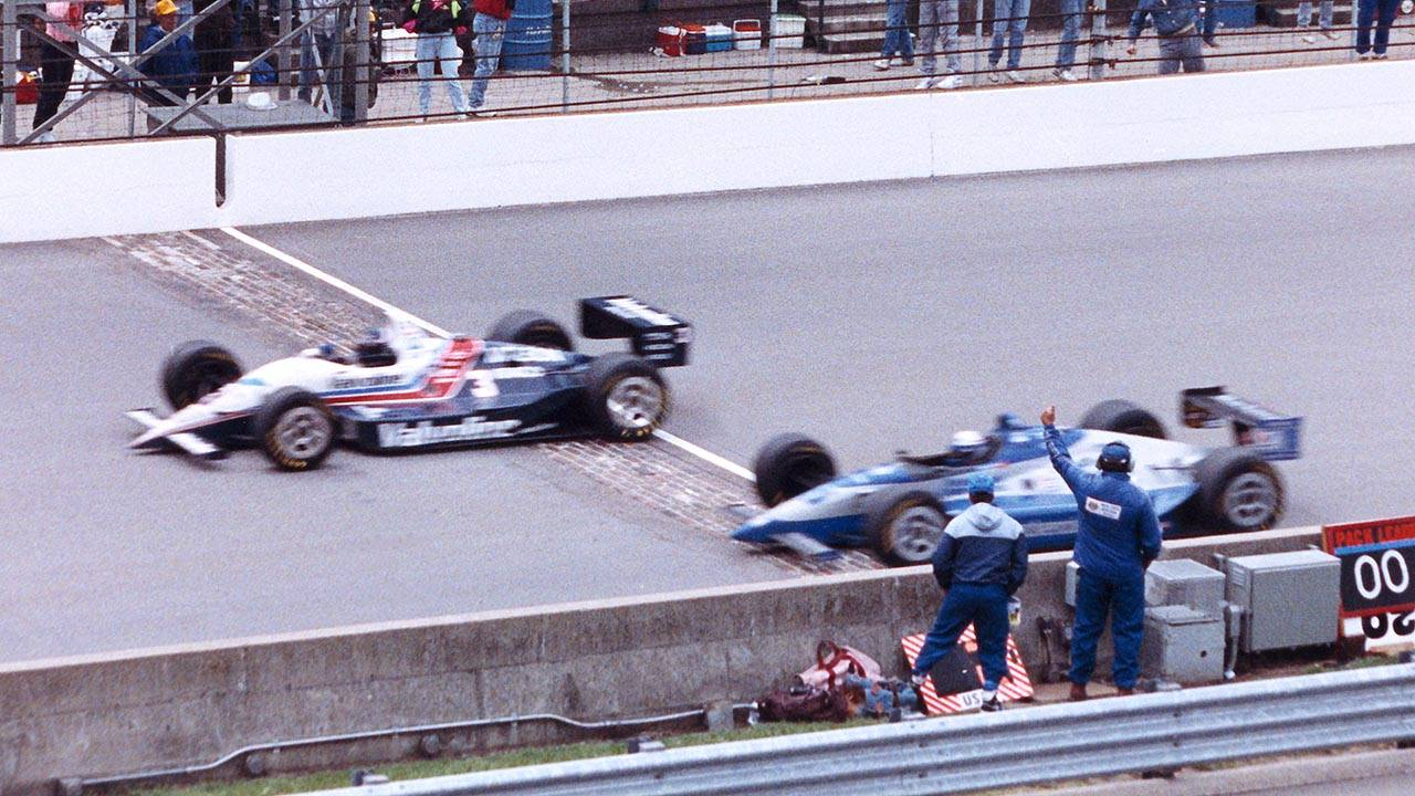 The 7 Greatest Indy 500 Finishes Ever
