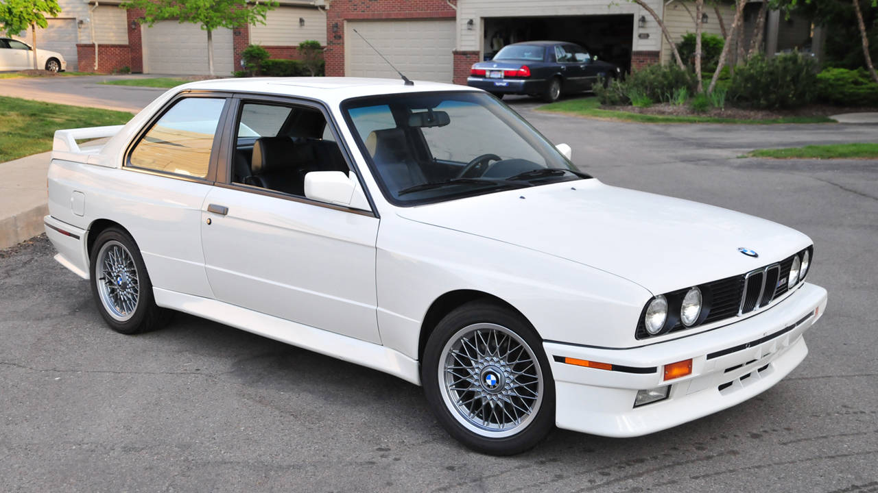 Photos 1990 Bmw M30 Up For Auction