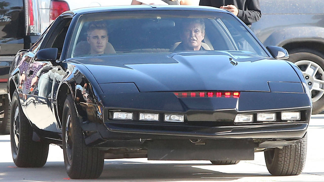 Justin Bieber To Voice Kitt From Knight Rider In New
