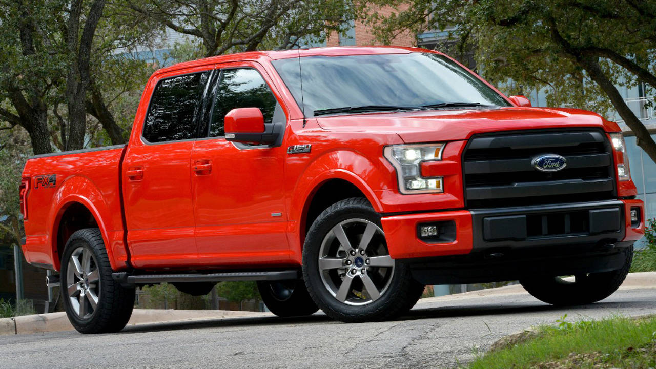 12 things i learned nerding out over the 2015 ford f 150. Black Bedroom Furniture Sets. Home Design Ideas