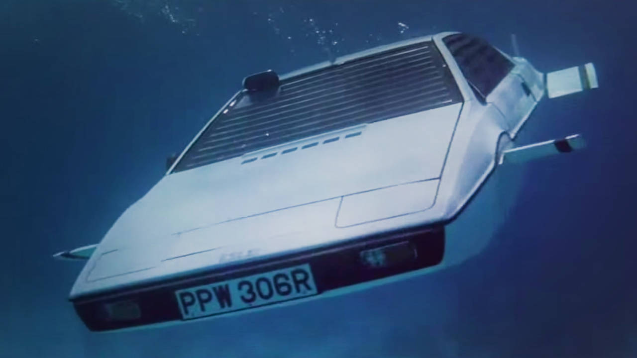 james bond lotus esprit submarine for sale now on ebay for 1 million. Black Bedroom Furniture Sets. Home Design Ideas