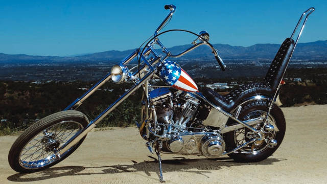 Easy Rider Chopper Sells For Record 1 35 Million Might