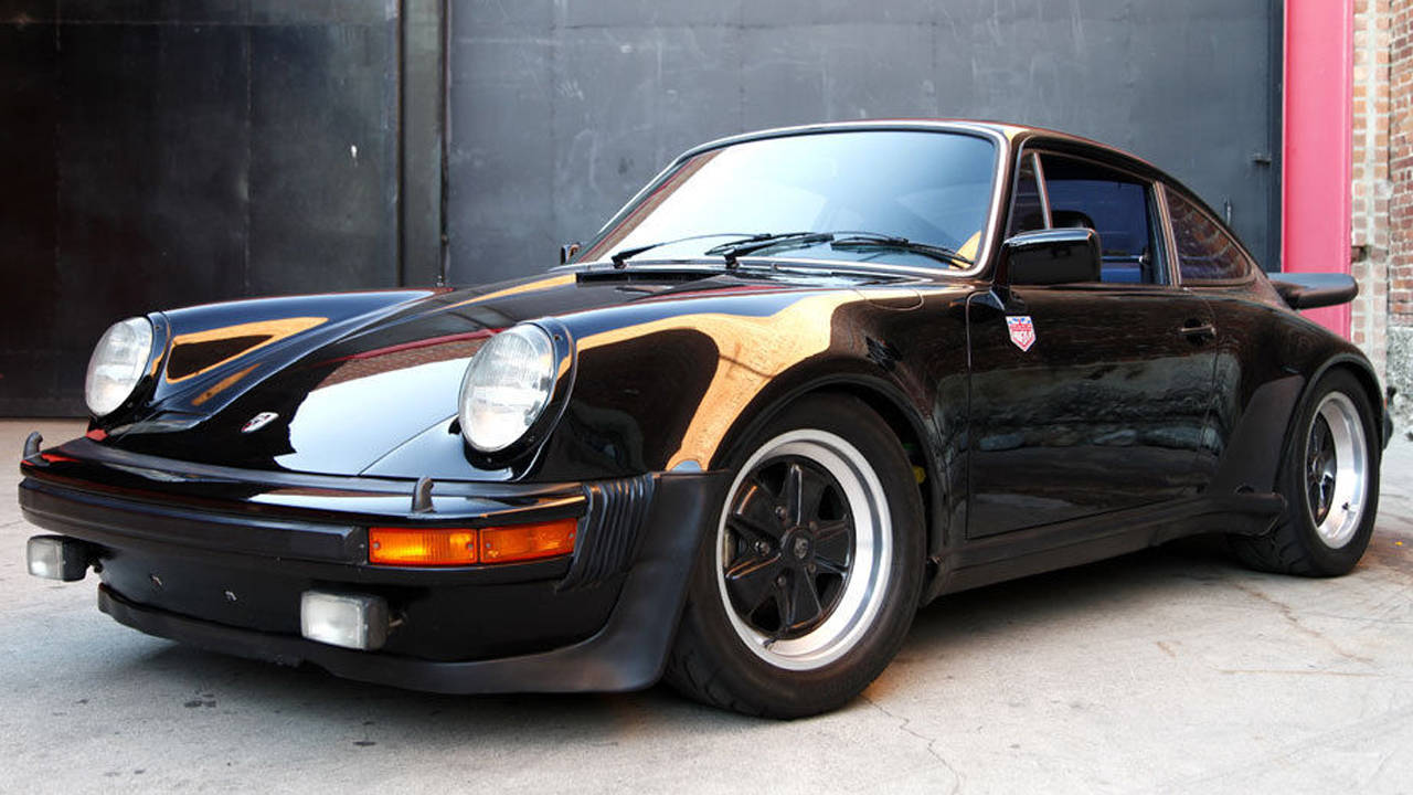 buy magnus walker 39 s beautiful stock porsche 930 turbo. Black Bedroom Furniture Sets. Home Design Ideas