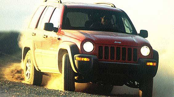 2002 jeep liberty first drive full review of the new 2002 jeep. Cars Review. Best American Auto & Cars Review