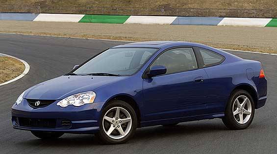 2002 acura rsx type s first drive full review of the new 2002 acura rsx type s. Black Bedroom Furniture Sets. Home Design Ideas