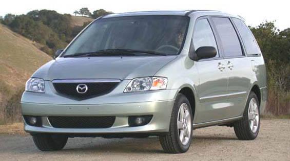 Mazda MPV - First Drive Review - Car Reviews - Car and Driver