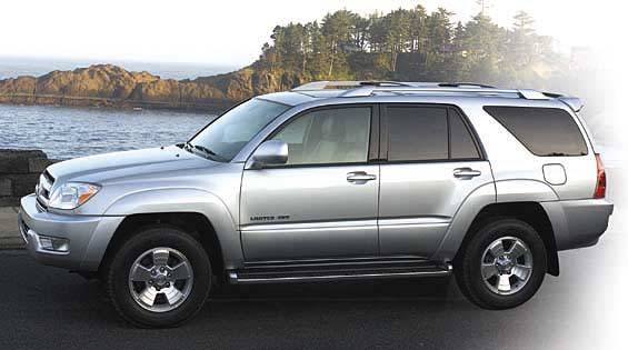 2003 Toyota 4runner First Drive Full Review Of The New