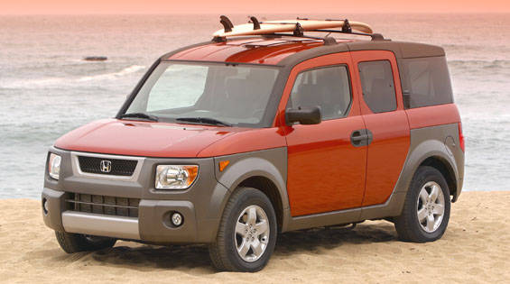 2003 Honda Element First Drive Full Review Of The New