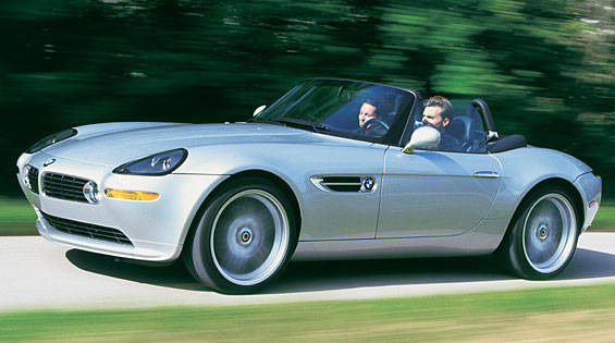 Bmw Alpina Roadster V8 First Drive Full Review Of The