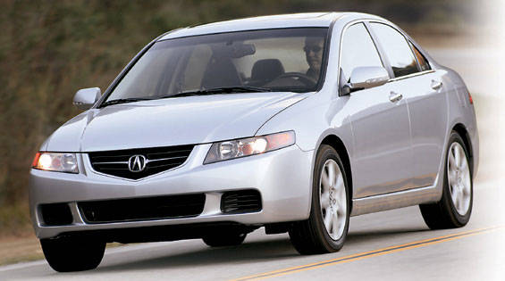 2004 acura tsx first drive full review of the new 2004 acura tsx. Black Bedroom Furniture Sets. Home Design Ideas