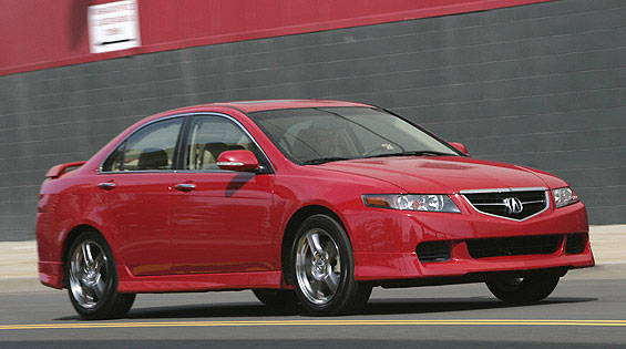 View The Latest First Drive Review Of The Acura Tsx A Spec