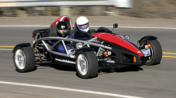 First look at the new ariel atom photos and just released details
