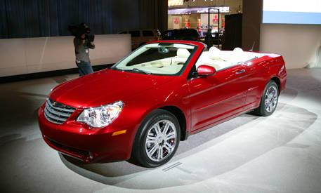 B A D Chrysler Sebring Convertible Lg