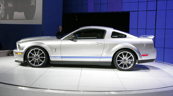 Mustang Heaven - 2008 Ford Shelby GT500 KR