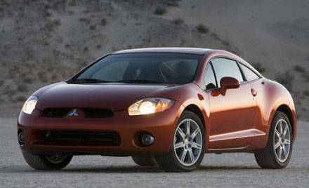 complete comparison test of the 2007 mitsubishi eclipse gt and the 2008 nissan altima 3 5 se. Black Bedroom Furniture Sets. Home Design Ideas
