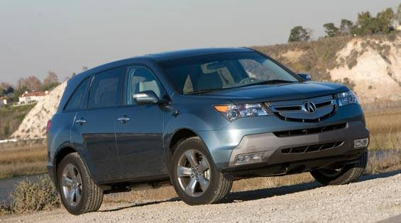 2007 acura mdx. Black Bedroom Furniture Sets. Home Design Ideas