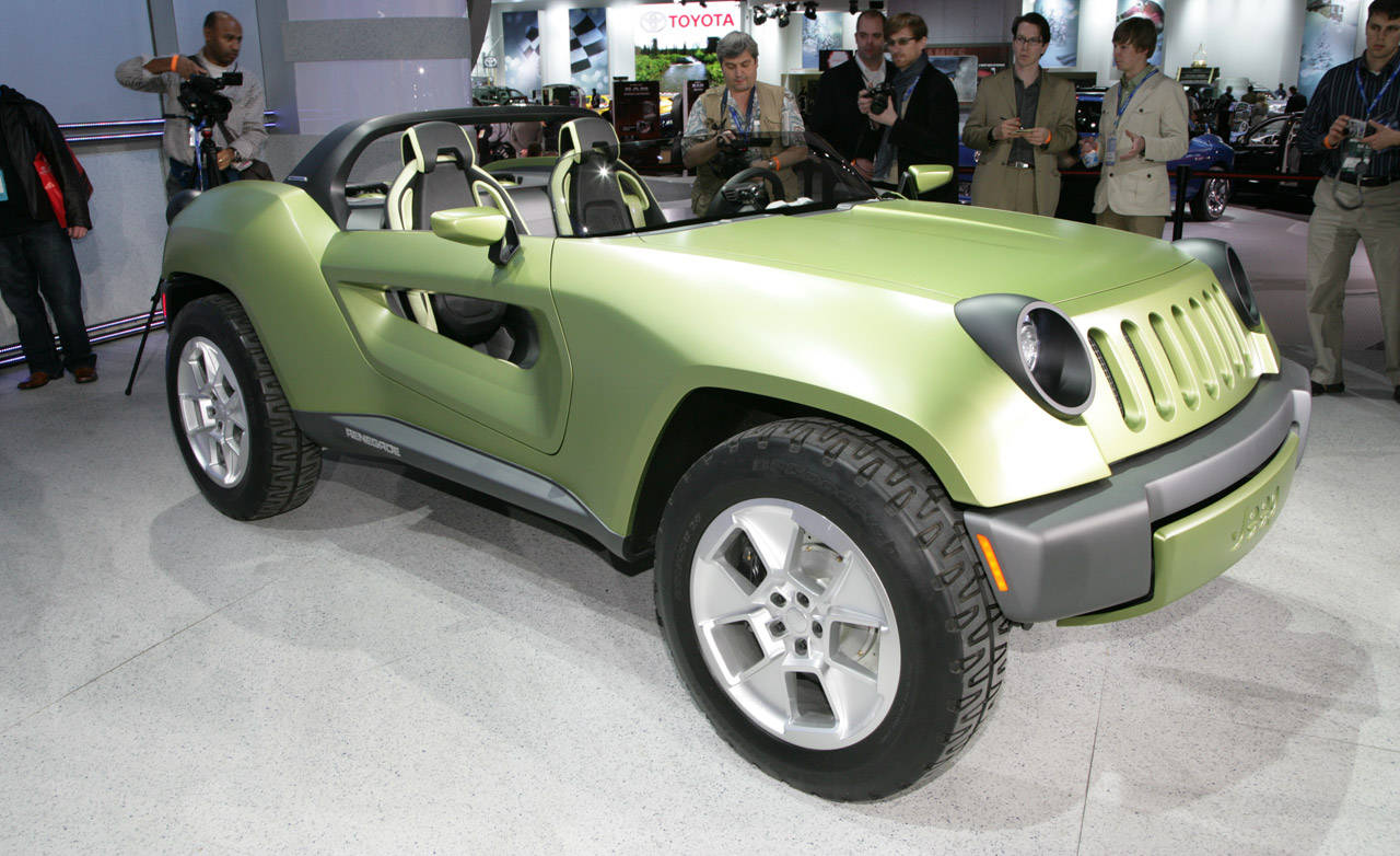 jeep renegade concept. Black Bedroom Furniture Sets. Home Design Ideas
