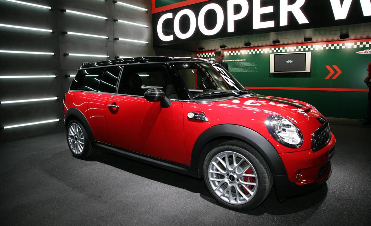 2009 Mini Cooper/Clubman JCW