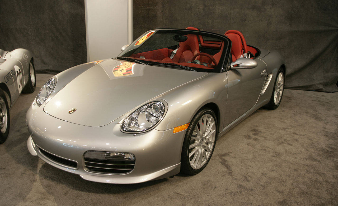 2009 porsche boxster rs60. Black Bedroom Furniture Sets. Home Design Ideas