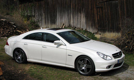 Image gallery mercedes benz 2009 for Mercedes benz cls 2009