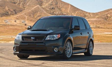 Review Of The New 2009 Subaru Forester Xti Concept Full