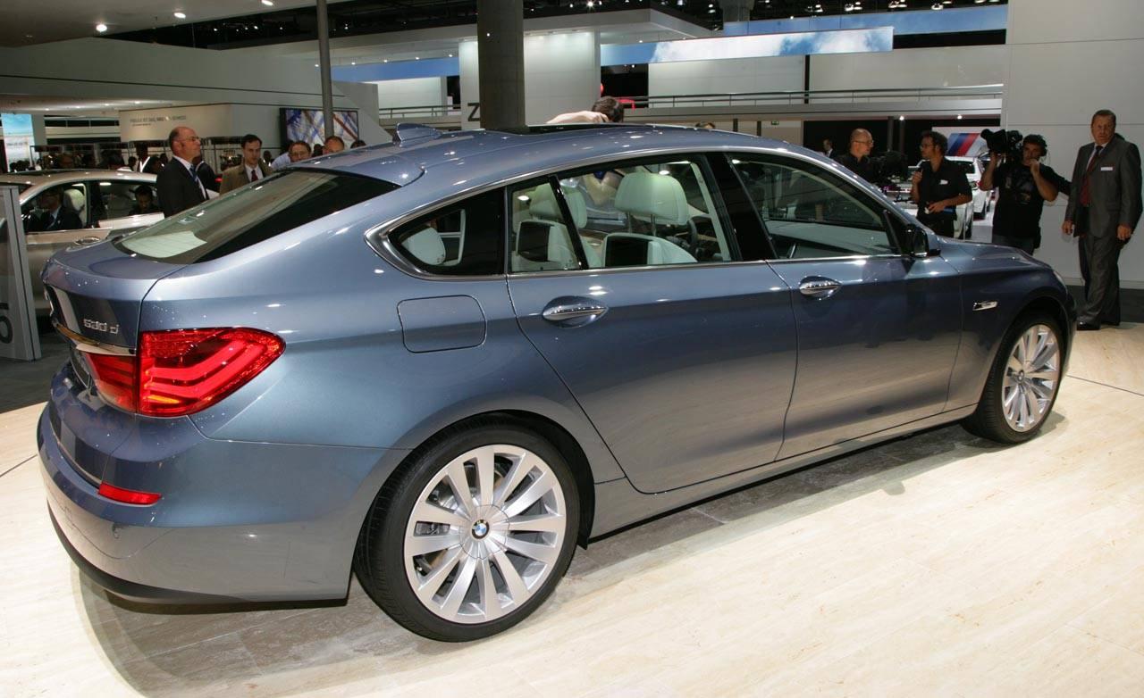 1000 Hp Honda Odyssey >> 2010 BMW 5 Series Gran Turismo
