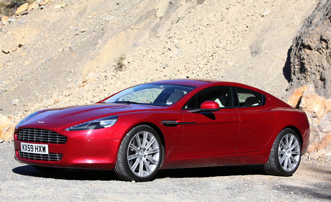 Luxury Vehicle: Review Of The New Aston Martin