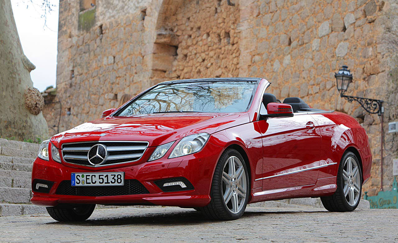 Mercedes benz e class 2011 mercedes benz e class for Mercedes benz e350 cabriolet