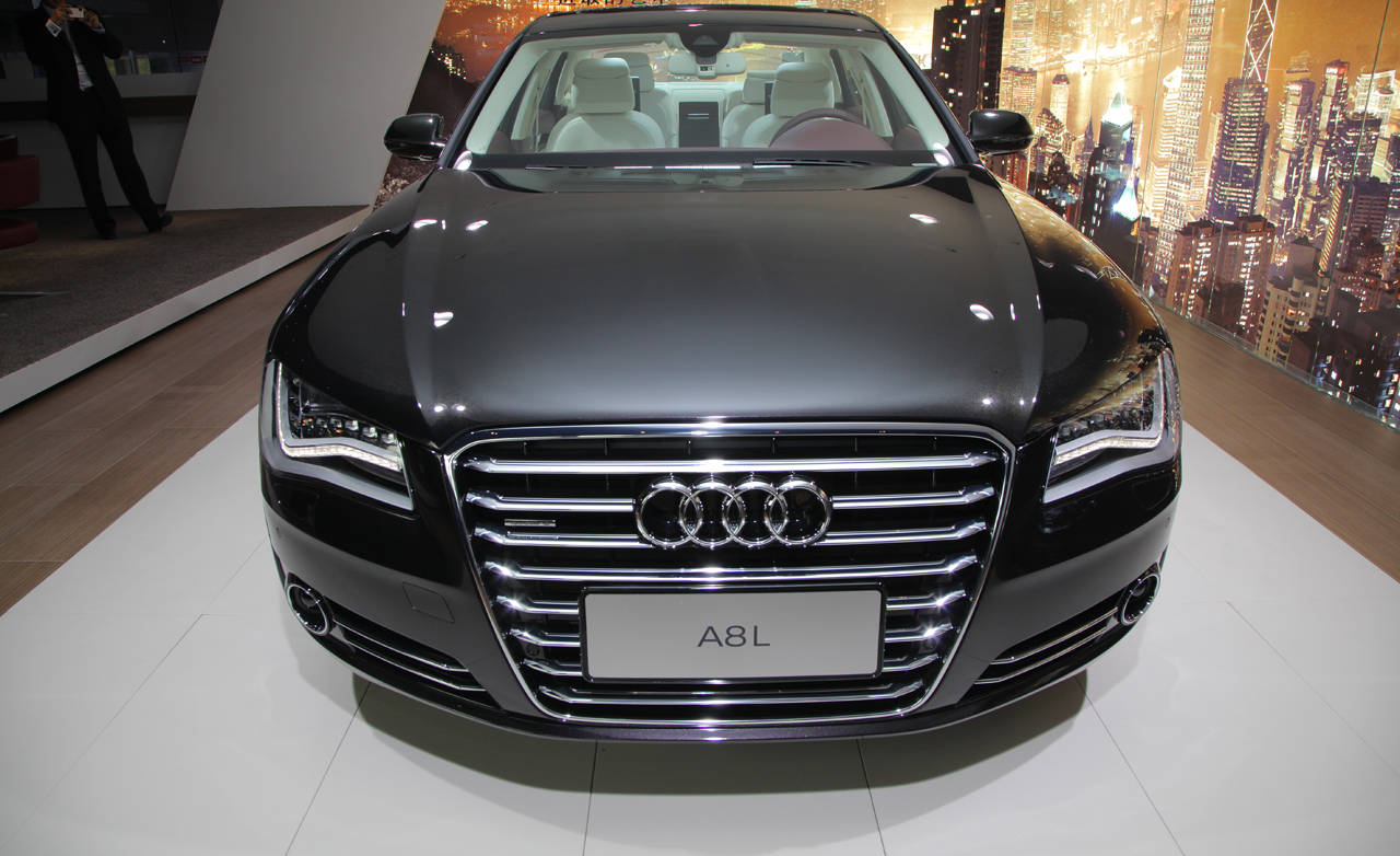 2011 audi a8 l w12 quattro. Black Bedroom Furniture Sets. Home Design Ideas