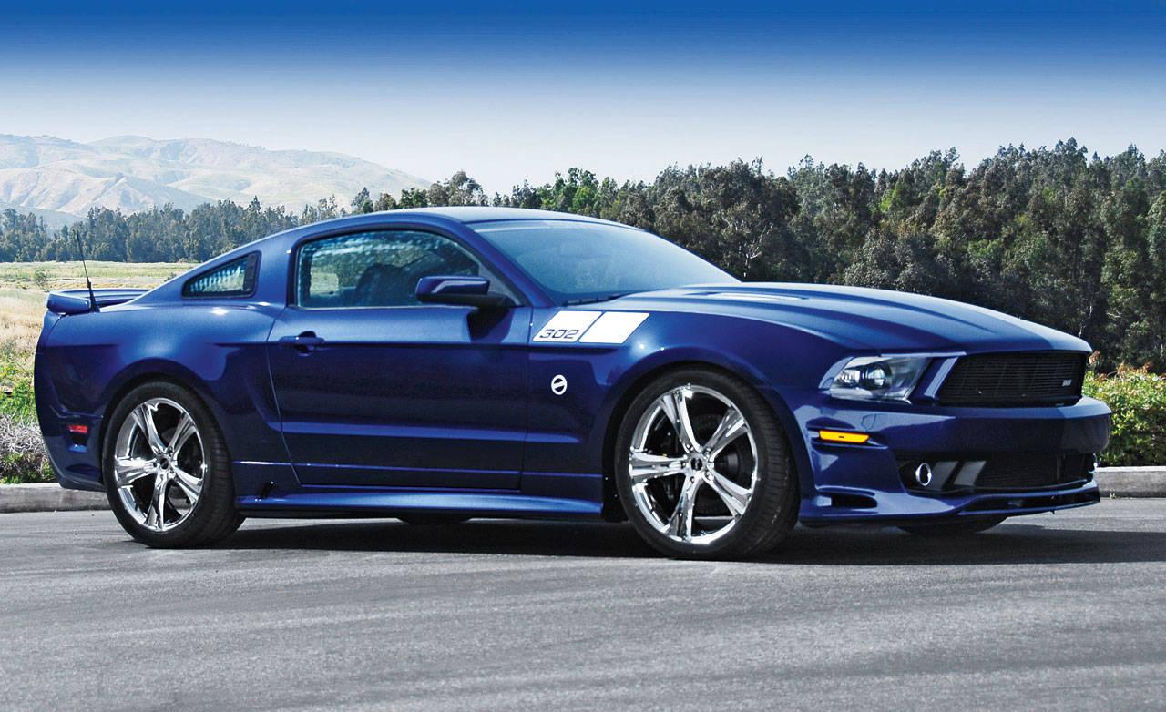 Steve Saleen S Sms 302 Mustang