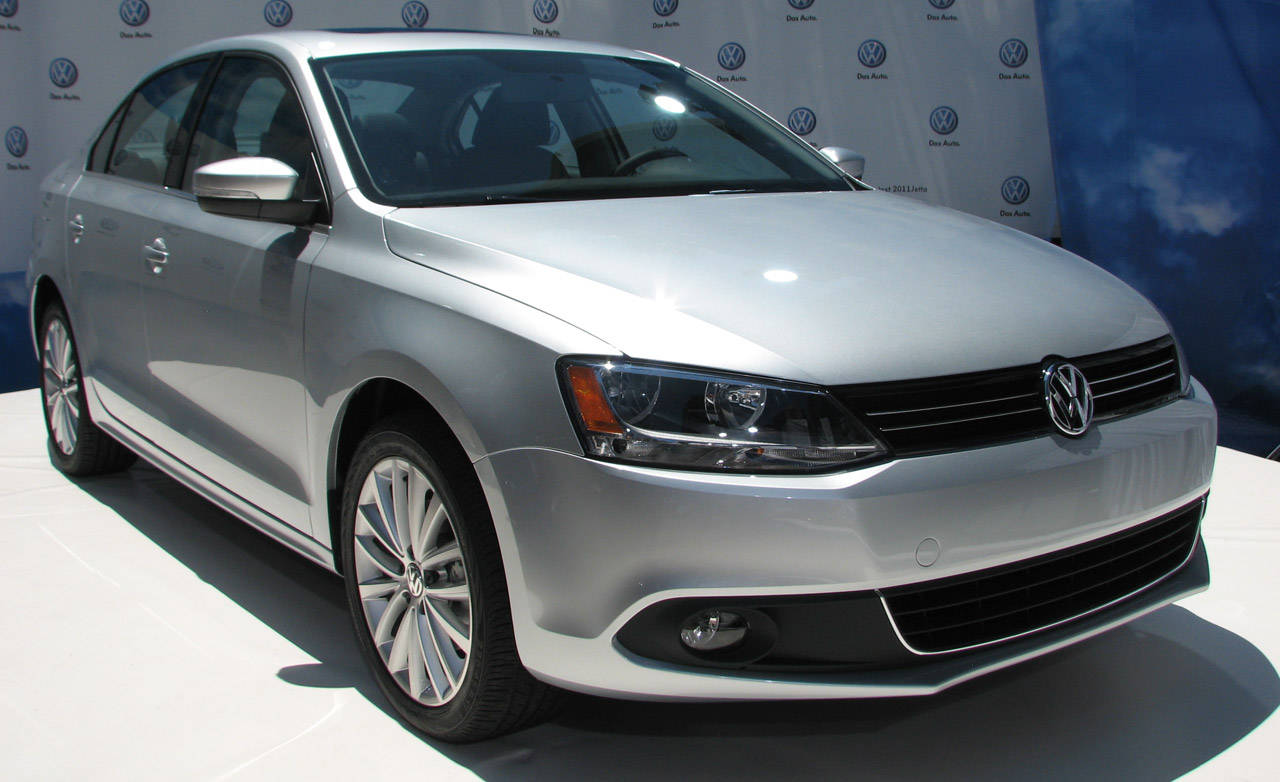 2011 VW Jetta - 2011 Jetta Review and Photos