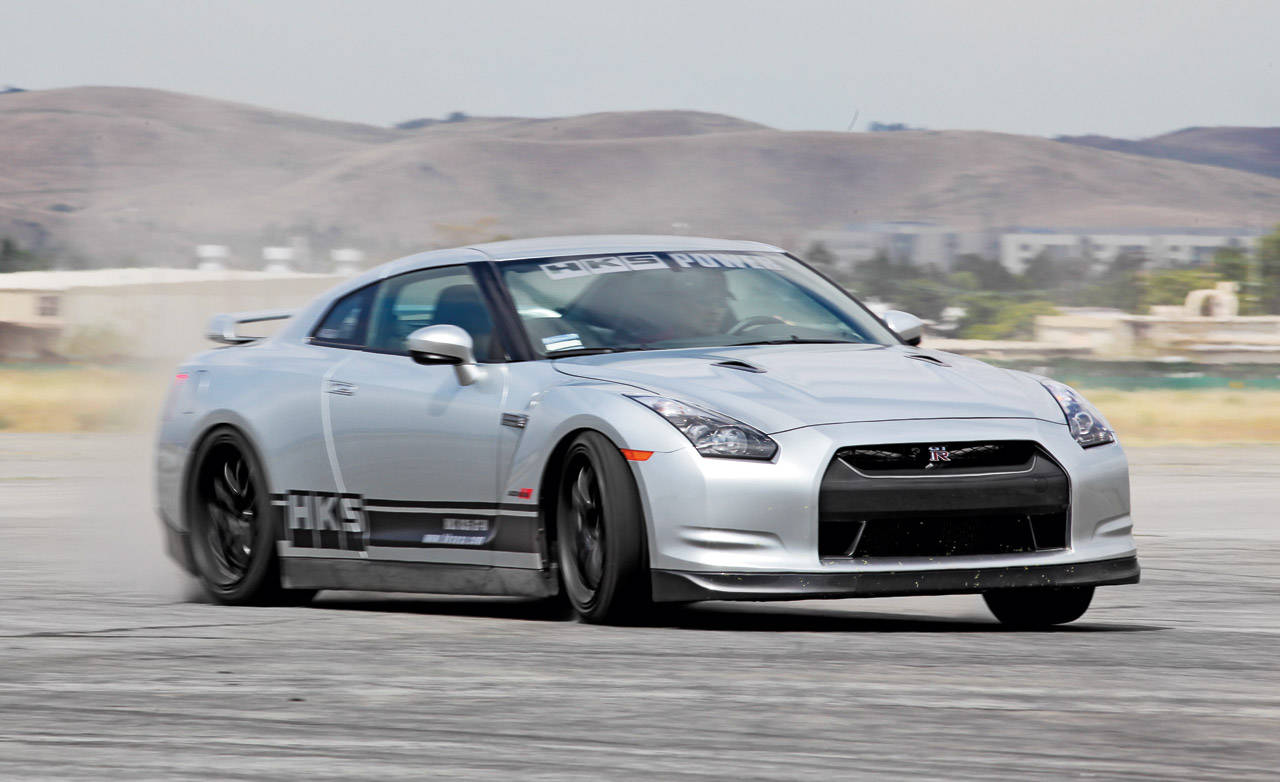 Road Test Update For The 2010 HKS Nissan GT-R R35