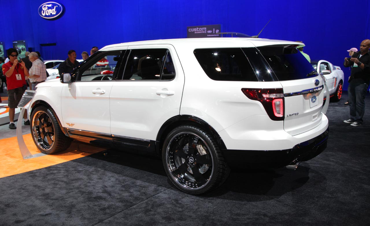 2011 Ford Explorer Ford Explorer Review With Pictures