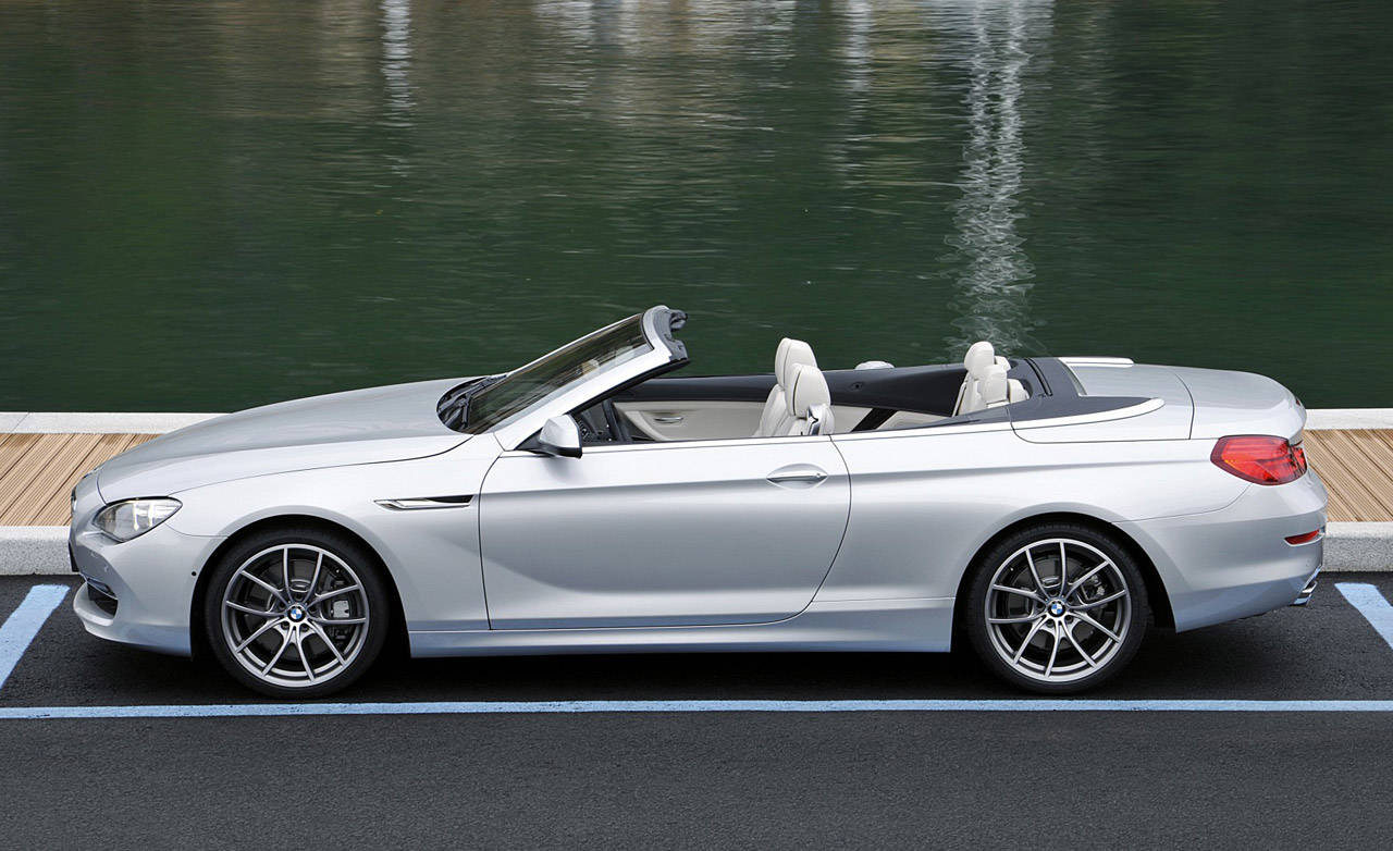 2012 bmw 650i convertible bmw auto show news. Black Bedroom Furniture Sets. Home Design Ideas