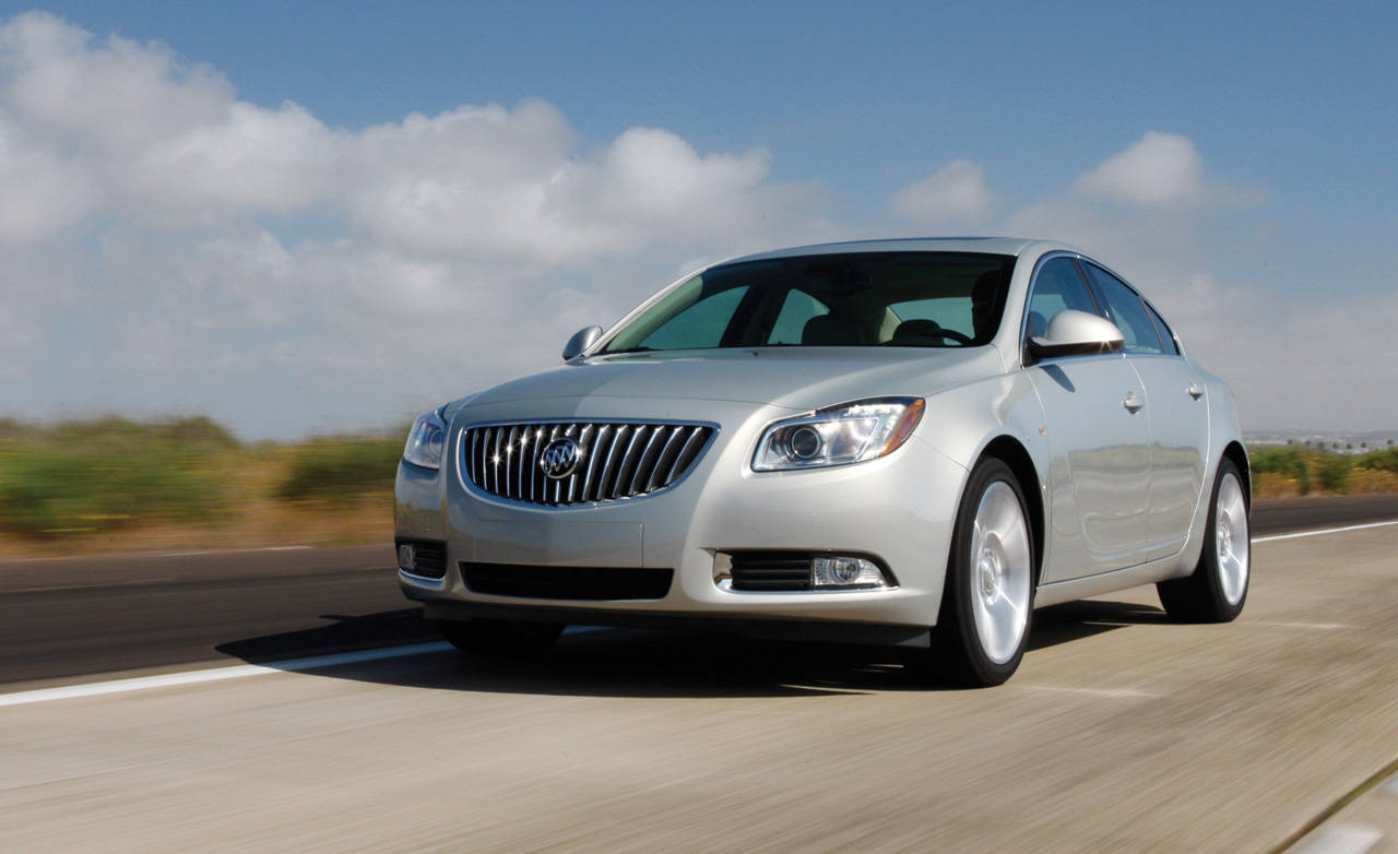 2011 buick regal cxl turbo review full road test of new buick regal. Black Bedroom Furniture Sets. Home Design Ideas