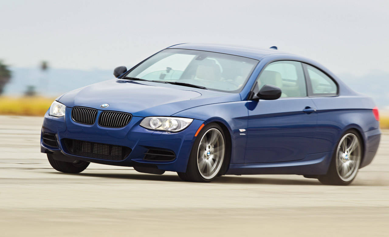 2011 Bmw 335is Bmw 335is Coupe Review