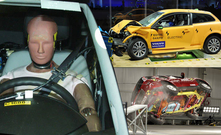 Smart Crash Test Dummies – The Latest Car Safety Tech ...
